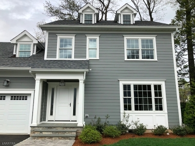 Summit City NJ Condo/Townhouse For Sale: $999,999
