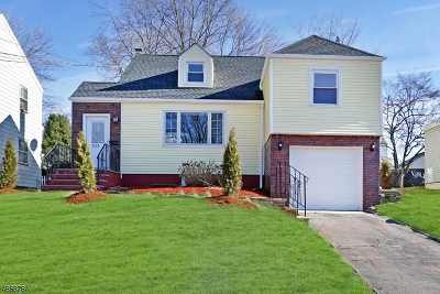 Union Twp. Single Family Home For Sale: 1113 Caldwell Ave