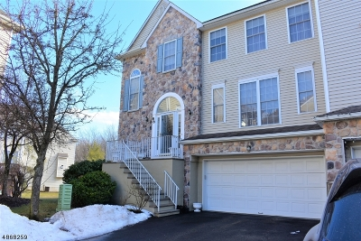 Randolph Twp. Condo/Townhouse For Sale: 86 Arrowgate Dr