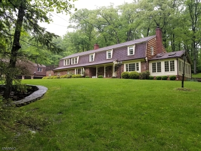 Morris Twp. Single Family Home For Sale: 16 Ketch Rd