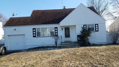 Union Twp. Single Family Home For Sale: 1632 Earl St