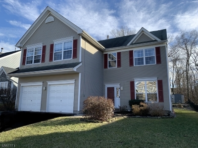 Bridgewater Twp. Single Family Home For Sale: 21 Kershaw Court