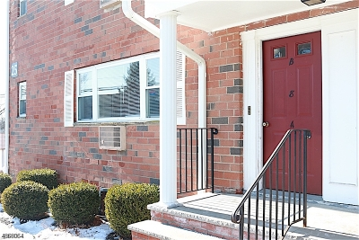 Parsippany Condo/Townhouse For Sale: 2467 Route 10 #8A