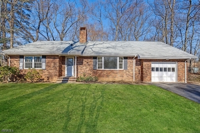 Morris Plains Boro Single Family Home For Sale: 26 Parker Dr