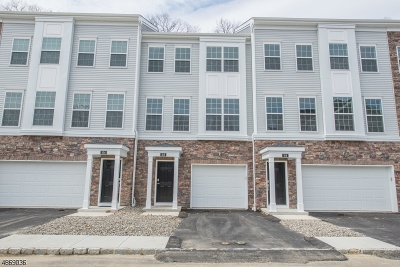 Rockaway Twp. Condo/Townhouse For Sale: 1512 Parkview Lane