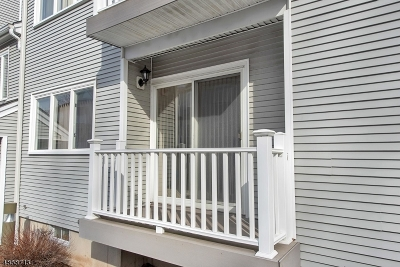 Nutley Twp. NJ Condo/Townhouse For Sale: $239,000