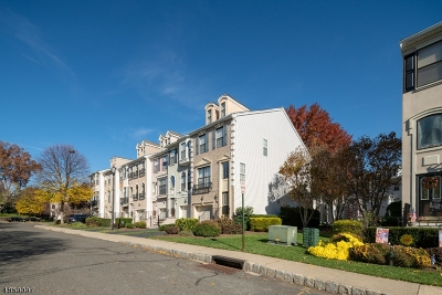 Nutley Twp. NJ Condo/Townhouse For Sale: $475,000