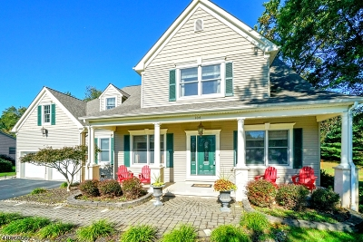 Branchburg Twp. Single Family Home For Sale: 104 Robbins Rd