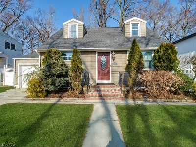 Union Twp. Single Family Home For Sale: 728 Pinewood Rd