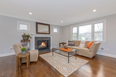 Scotch Plains Twp. Single Family Home For Sale: 2088 Mountain Ave