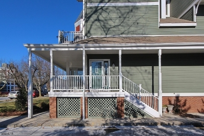 Morristown Town Condo/Townhouse For Sale: 13 Franklin Pl #6-C