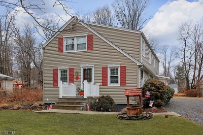 Warren Twp. Single Family Home For Sale: 37 Old Smalleytown Rd