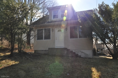 Wayne Twp. Single Family Home For Sale: 1458 Ratzer Rd