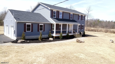 Kingwood Twp. Single Family Home For Sale: 7 Old Road