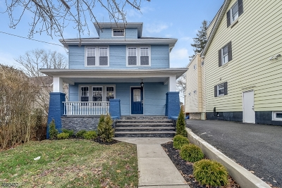 Montclair Twp. Single Family Home For Sale: 9 Linden Ave