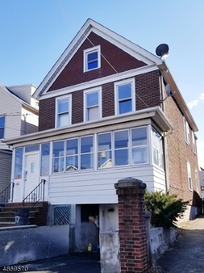 Passaic City Multi Family Home For Sale: 411 Highland Ave