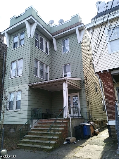 West Orange Twp. Multi Family Home For Sale: 26a Lindsley Ave