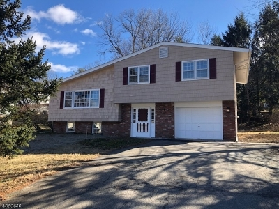 Sparta Twp. Single Family Home For Sale: 20 Tennis Ter