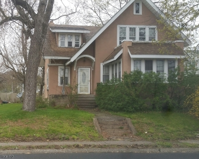 Union Twp. Single Family Home For Sale: 2570 Springfield Ave