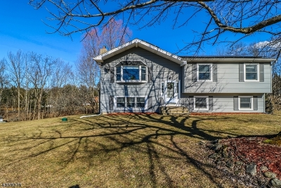 Fredon Twp. Single Family Home For Sale: 5 Sunset Ln