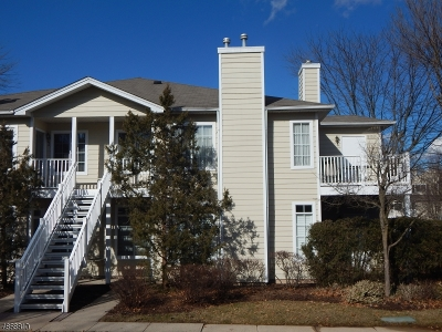 Bedminster Twp. Condo/Townhouse For Sale: 103 Wescott Rd