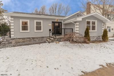 Summit Single Family Home For Sale: 25 Edgar St