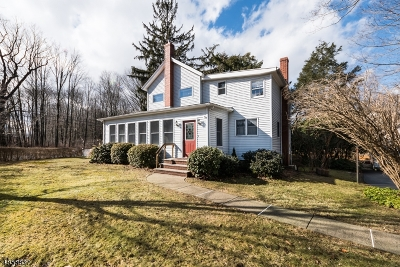 Mount Olive Twp. Single Family Home For Sale: 294 Drakestown Rd