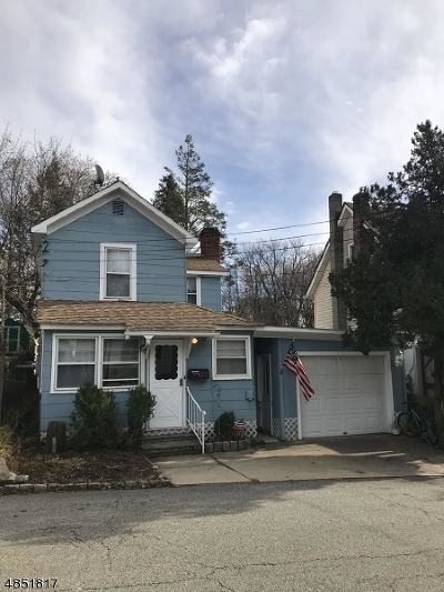 Franklin Boro Single Family Home For Sale: 38 Nestor St