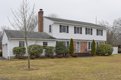 Wayne Twp. Single Family Home For Sale: 957 Preakness Ave