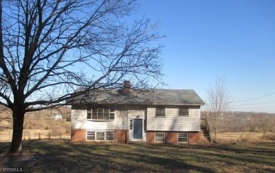 Union Twp. Single Family Home For Sale: 34 Perryville Rd