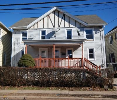 Bedminster Twp., Bridgewater Twp., Bernards Twp., Raritan Boro Rental For Rent: 52 1st Ave