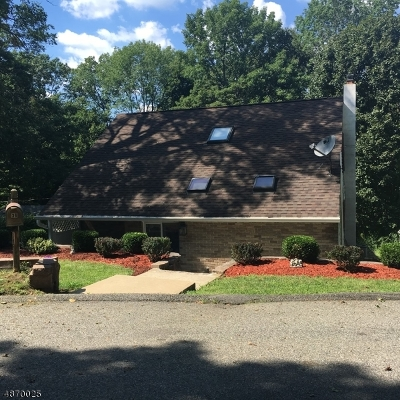 Mount Olive Twp. Single Family Home For Sale: 36 Timberline Rd