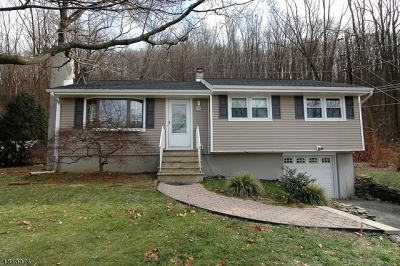 Vernon Twp. Single Family Home For Sale: 20 Mott Dr