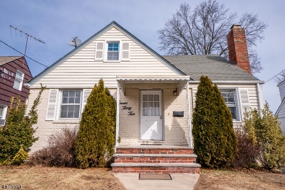 Linden City Single Family Home For Sale: 732 Keep St