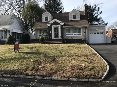 Union Twp. Single Family Home For Sale: 336 Martin Rd