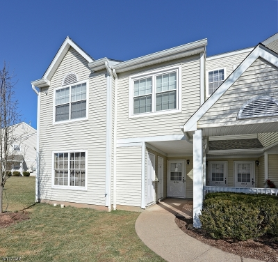 Holland Twp., Milford Boro Condo/Townhouse For Sale: 602 Swift Dr