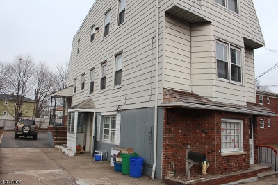Nutley Twp. NJ Multi Family Home For Sale: $359,900