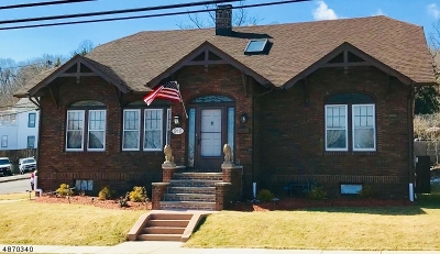 North Haledon Boro Single Family Home For Sale: 919 Belmont Ave