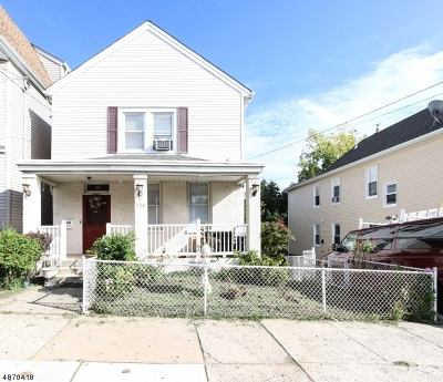 Kearny Town Single Family Home For Sale: 318-320 Devon St