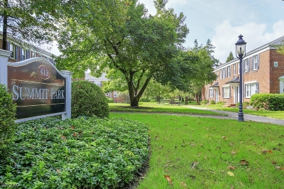 Summit City NJ Condo/Townhouse For Sale: $209,000