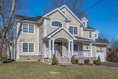 Chatham Boro Single Family Home For Sale: 8 Girard Ave