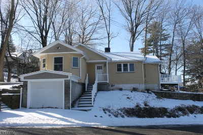 Sparta Twp. Single Family Home For Sale: 24 Hillspring Rd