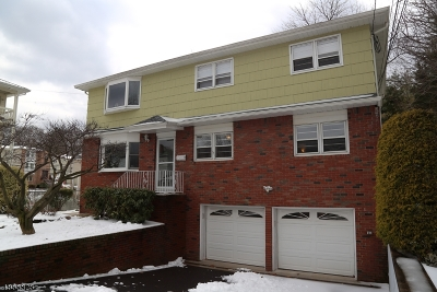 Nutley Twp. NJ Multi Family Home For Sale: $520,000
