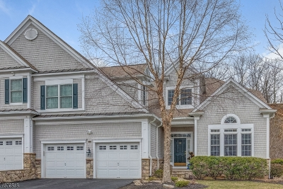 South Orange Village Twp. NJ Condo/Townhouse For Sale: $899,000