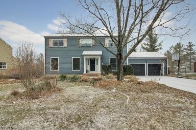 Mendham Boro NJ Single Family Home For Sale: $672,500