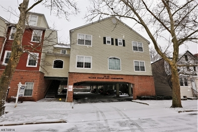 South Orange Village Twp. NJ Condo/Townhouse For Sale: $355,000