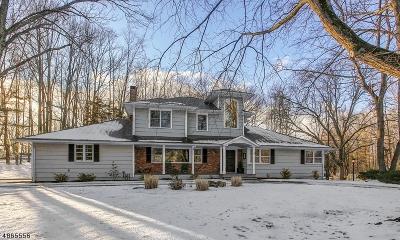 Scotch Plains Twp. Single Family Home For Sale: 3 Scotchwood Gln
