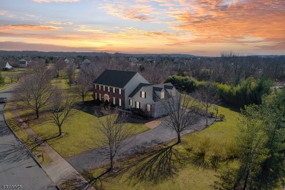 Montgomery Twp. Single Family Home For Sale: 45 Edgewood Dr