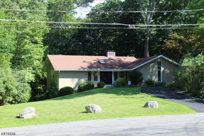 Byram Twp. Single Family Home For Sale: 49 Old Stagecoach Rd