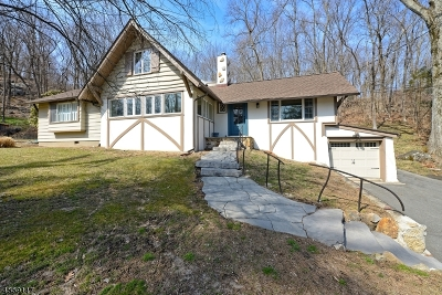 Sparta Twp. Single Family Home For Sale: 109 W Shore Trl